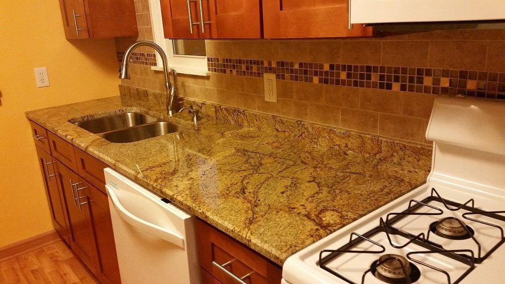 KitchenGoldenCrystal-996x561 Kitchen Countertops Buffalo Ny