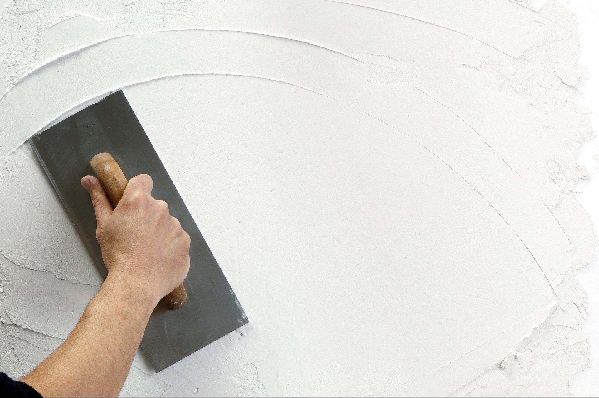Штукатурка стен гипсовой штукатуркой своими руками - правила 952