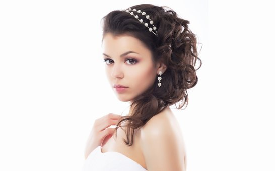 Easy Braided HalfUp Quinceanera Hairstyle Tutorial