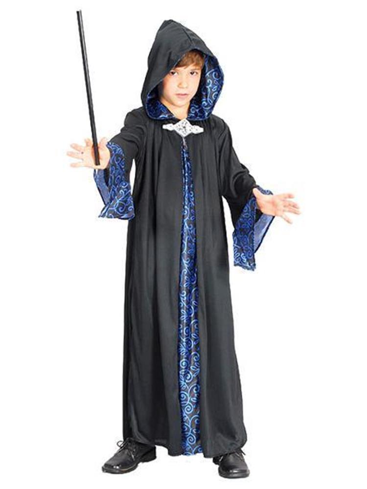 Как сделать костюм колдуна