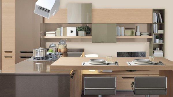 Cucina Per Piccoli Spazi. Affordable Classico Cucina My Compact ...