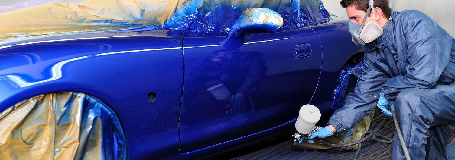 Сколько стоит покрасить машину своими руками