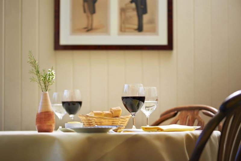 Tony Tobin  the Dining Room Reigate  The Independent