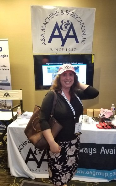 A&A Machine & Fabrication  — ASME PVP Conference in Texas