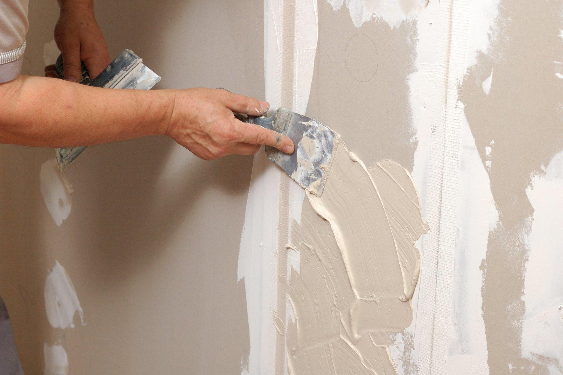 Штукатурка стен гипсовой штукатуркой своими руками - правила 31