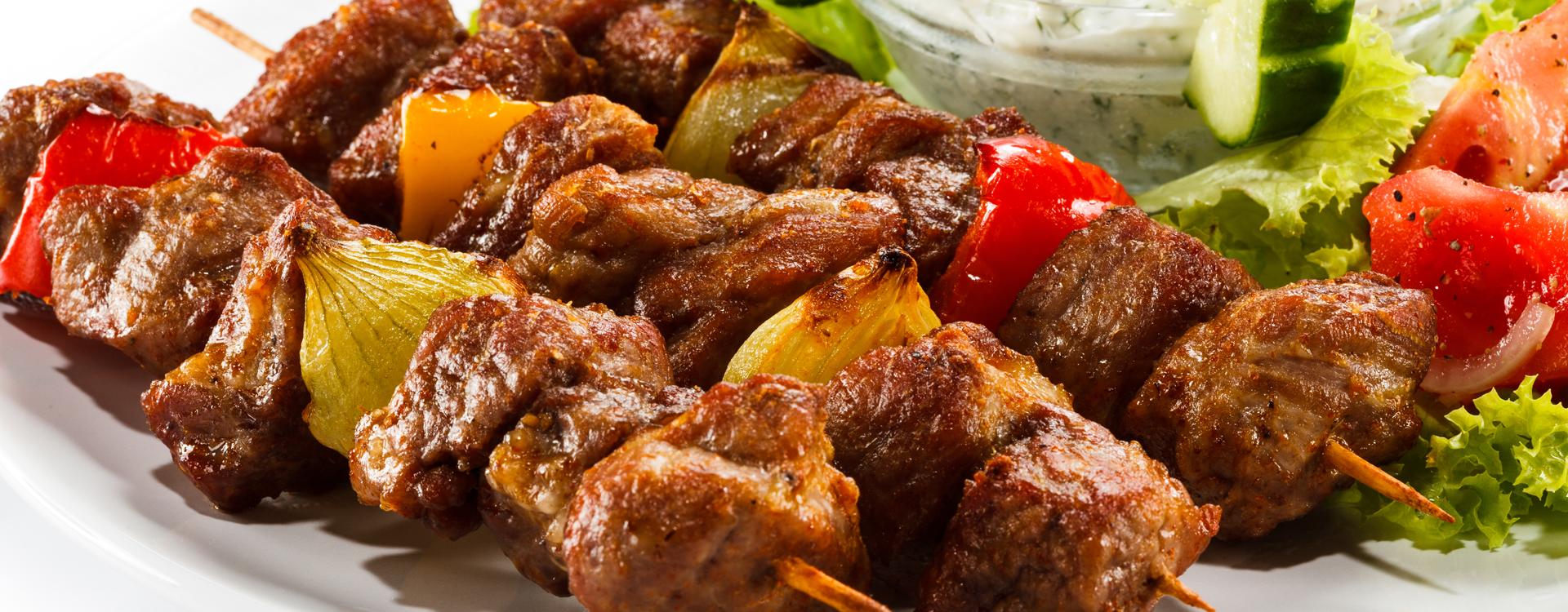 Шашлык кавказский из свинины рецепт с пошагово