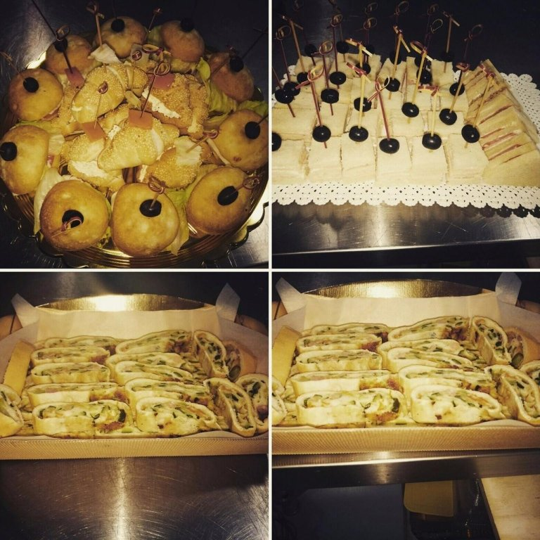 buffet e catering