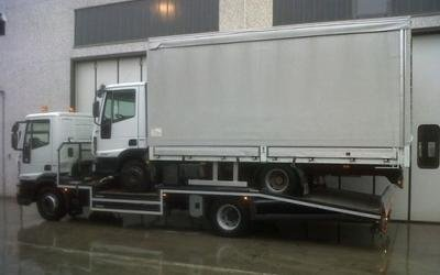 assistenza camion torino