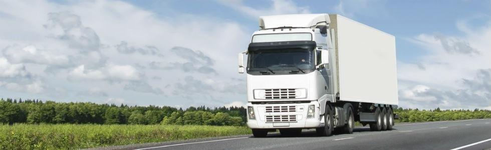 trasporto con camion refrigerato