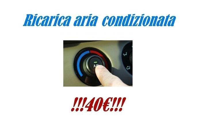 Ricarica aria condizionata
