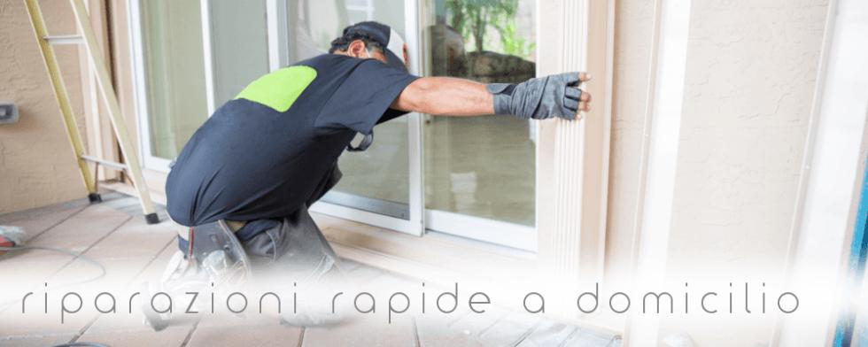 Riparazione rapide a domicilio