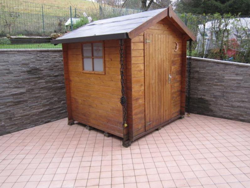 capanna legno