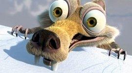 cartone animato con forti denti