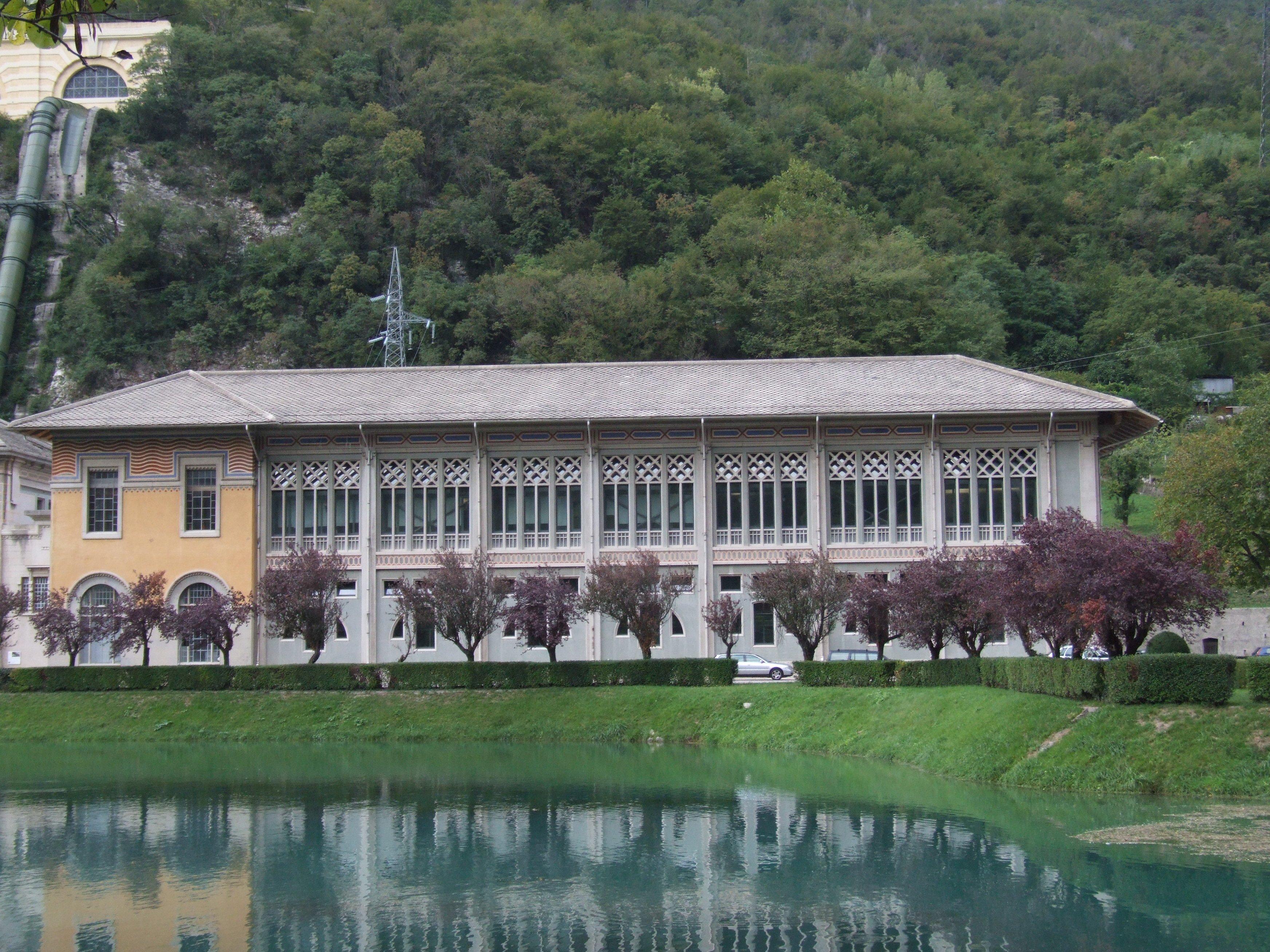 centrale ENEL provincia di Treviso