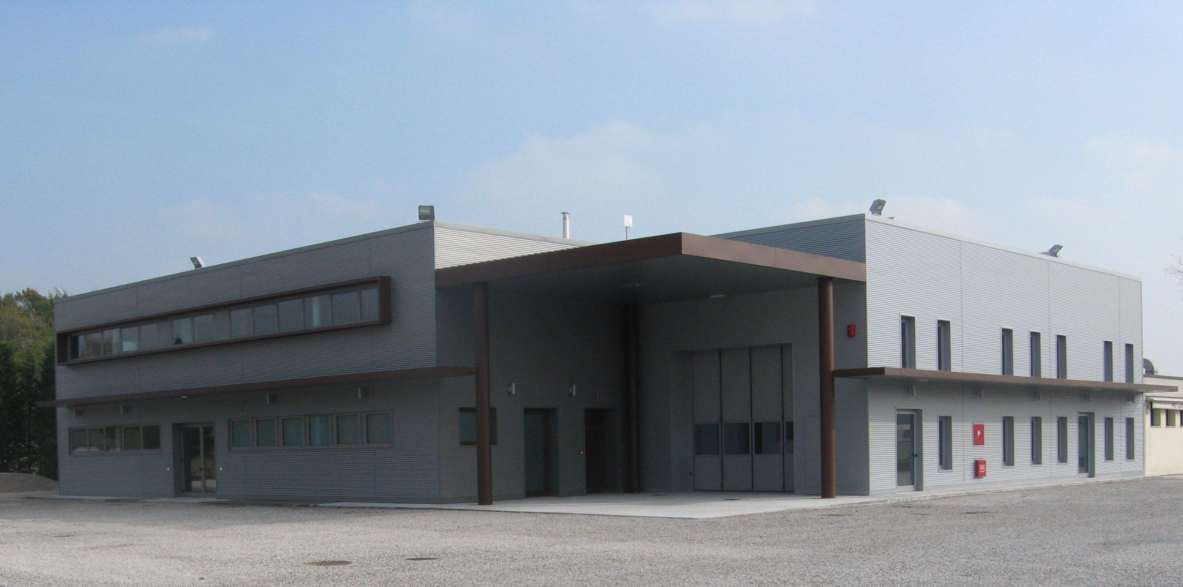 Centro Polifunzionale - Mosnigo (TV)