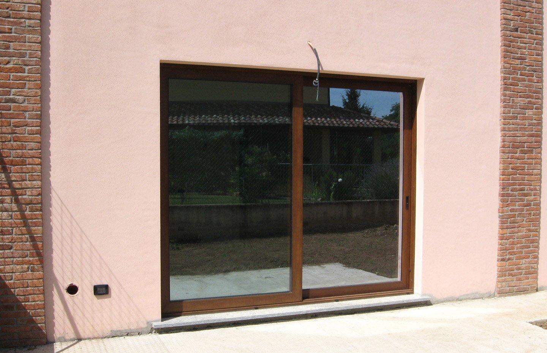 finestre PVC legno