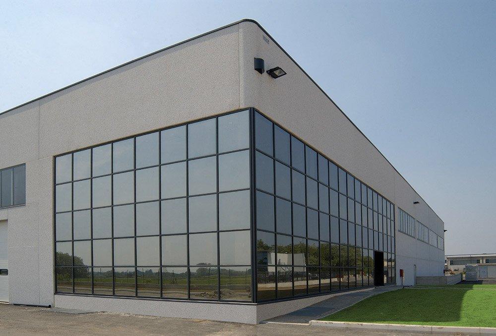 facciata di un edificio