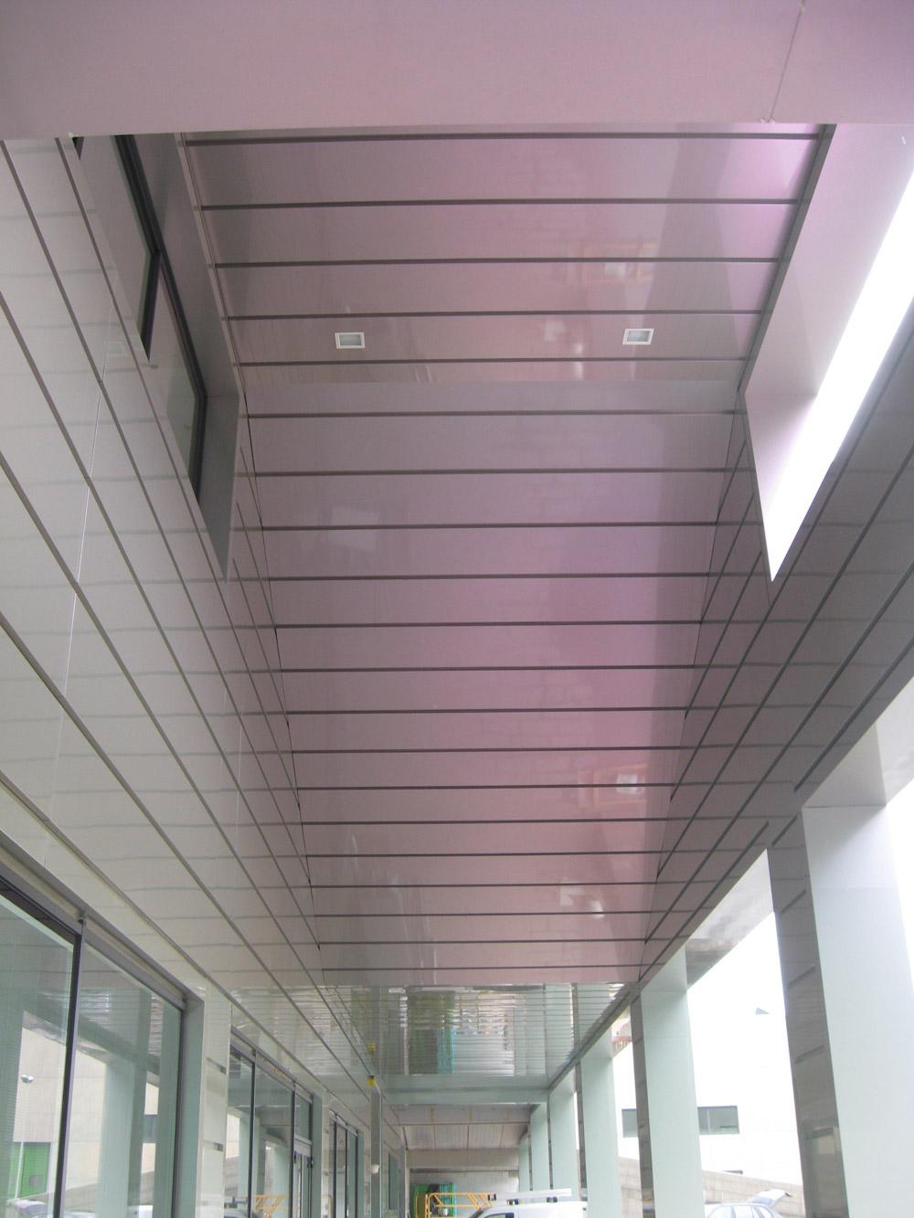 serramenti ed infissi per soffitto