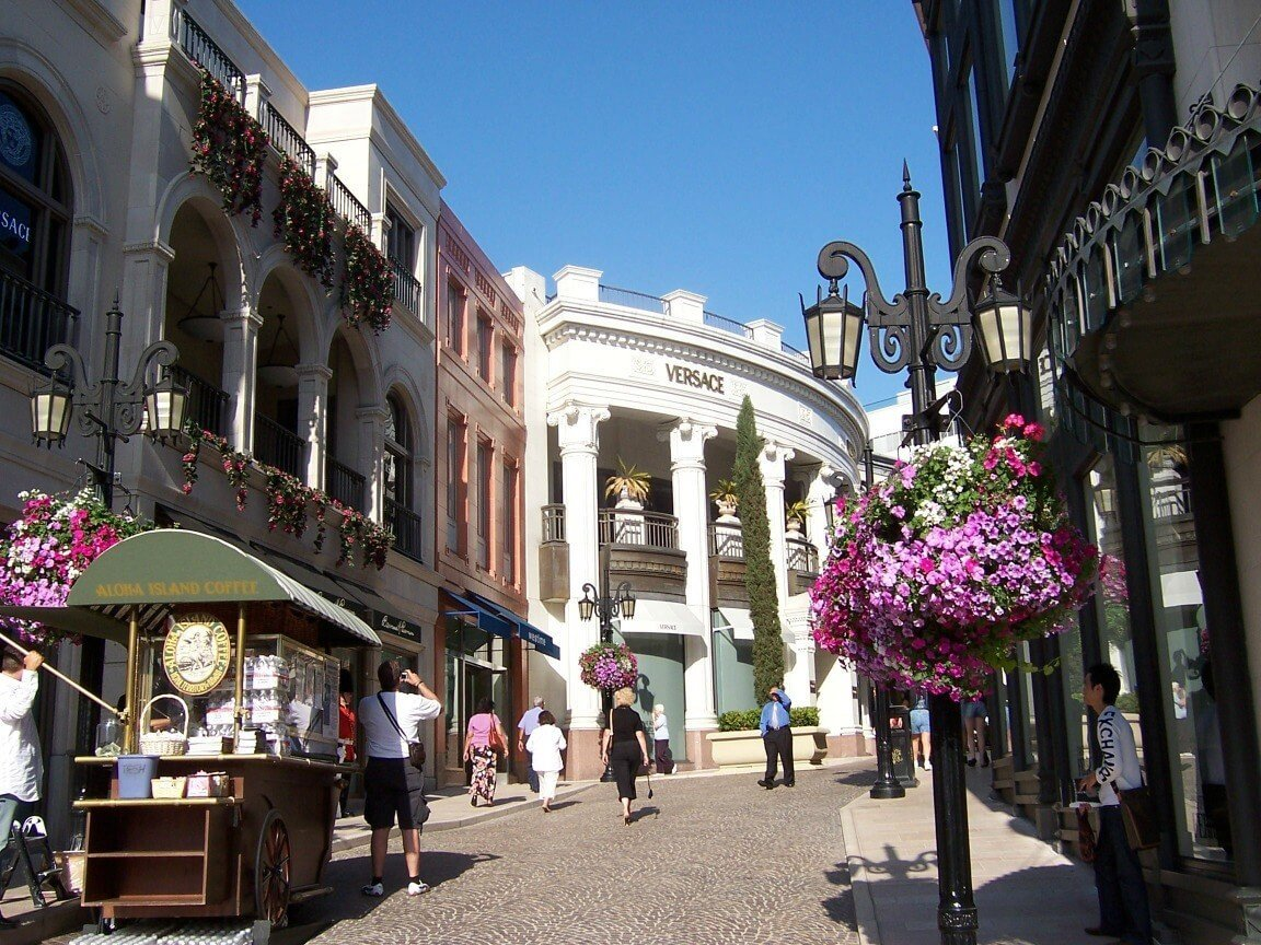 Rodeo Drive, Beverly Hills, CA