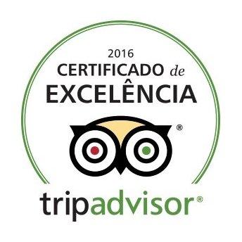 Em 2016, o Chez Maria foi vendedor novamente do certificado de excelência do tripadvisor. Ele é uma comprovação do nosso compromisso em satisfazer nossos clientes e sermos um dos melhores restaurantes da Granja Viana!