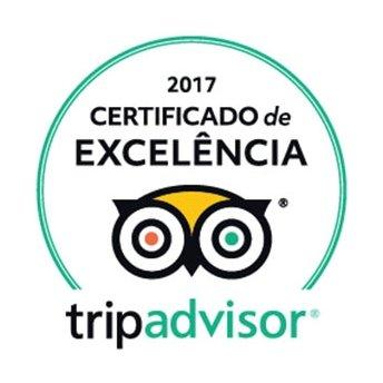 Em 2017, o Chez Maria Restaurante foi vencedor, pelo terceiro ano consecutivo, do certificado de excelência do tripadvisor, reafirmando nosso compromisso em satisfazer nossos clientes e sermos o melhor restaurante na Granja Viana!