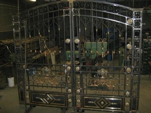 Cancello per villa