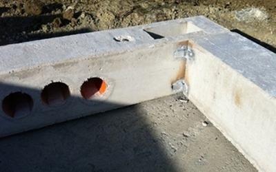 costruzione cabine elettriche in cemento - ascoli piceno - fermo
