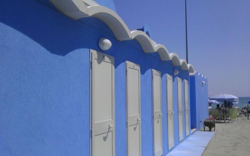 produzione cabine in cemento