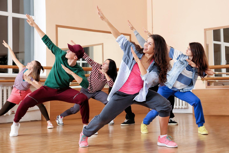 danzatori di hip hop