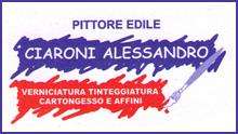 Pittore edile Ciaroni Alessandro