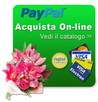 fiori on-line