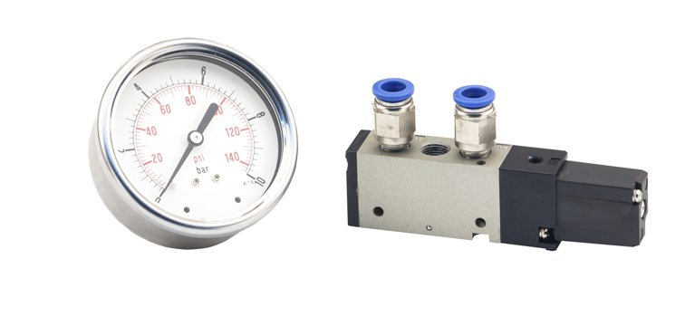 hayward hydraulic repairs pressure guage