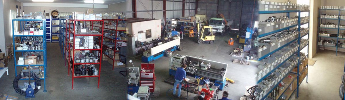 hayward hydraulic repairs service station