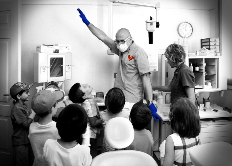 educazione dentale bimbi