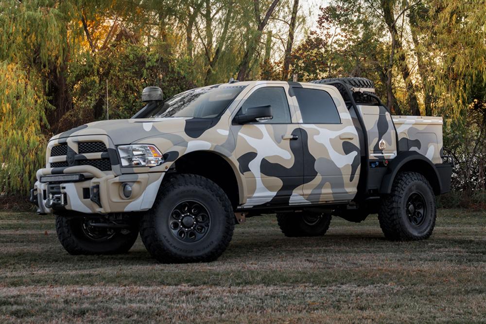 custom truck wraps