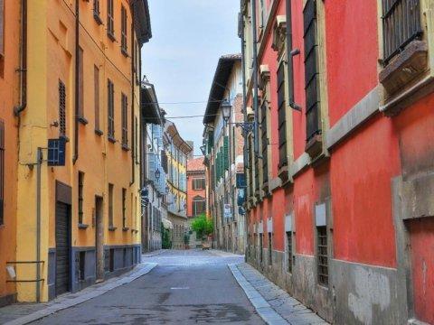 Vicoli di Piacenza