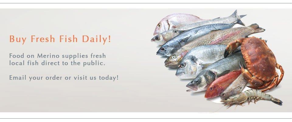 Order Fresh Seafood, Launceston, TAS