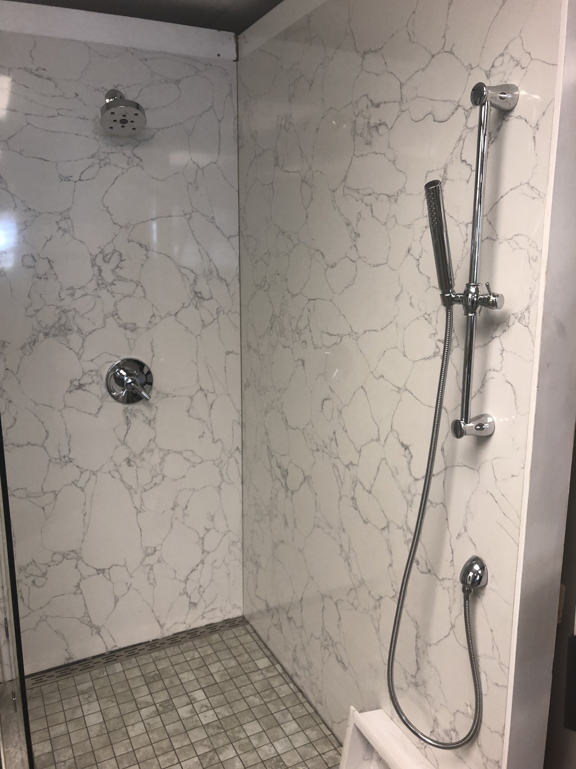 Low Maintenance Options For Shower Walls