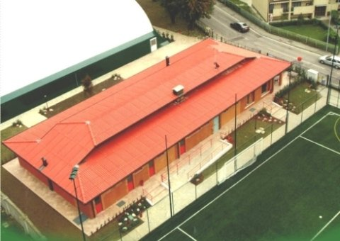 campi di calcetto, campi di calcio, tennis