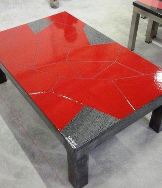 tavolo pietra lavica