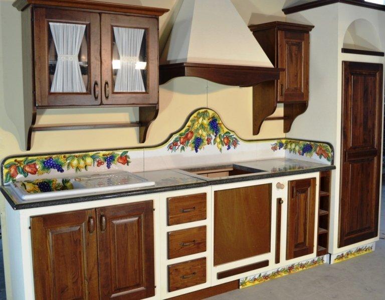 Realizzazione cucine in muratura catania euro lavic - Cucine in pietra lavica giarre ...