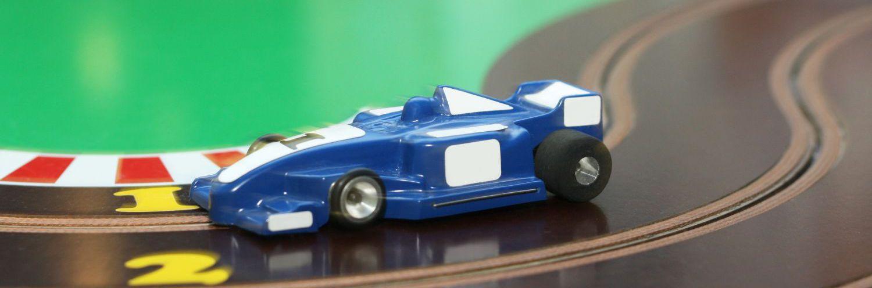 Model slot cars in Jacksonville, AR