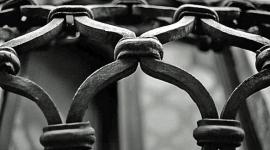 ringhiera in ferro battuto, grata in ferro battuto, dettaglio in ferro battuto