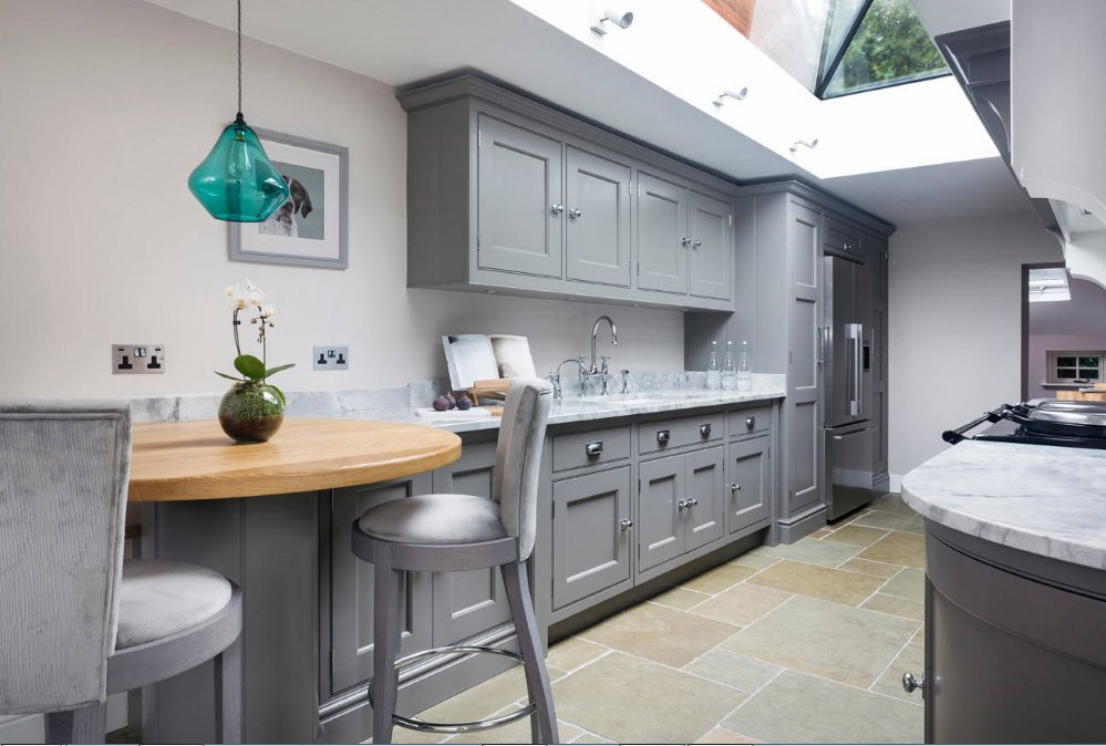Modern High Gloss Kitchen Cupboards Duco Spray Kitchens
