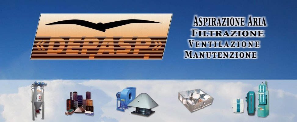 Aspirazione aria, filtrazione, ventilazione e manutenzione