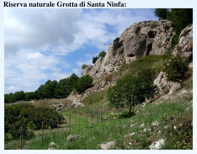 Grotte di Santa Ninfa