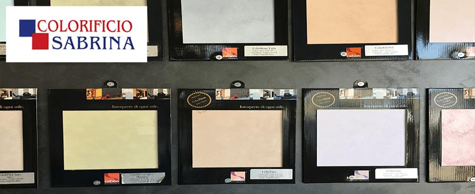 colorificio sabrina - campionatura colori