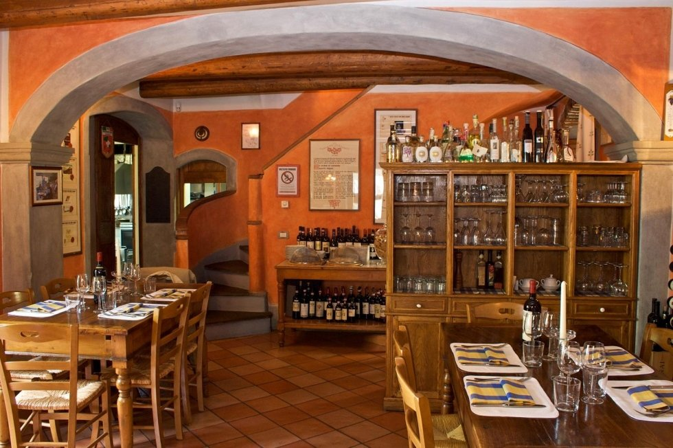 Traditional Tuscan cuisine