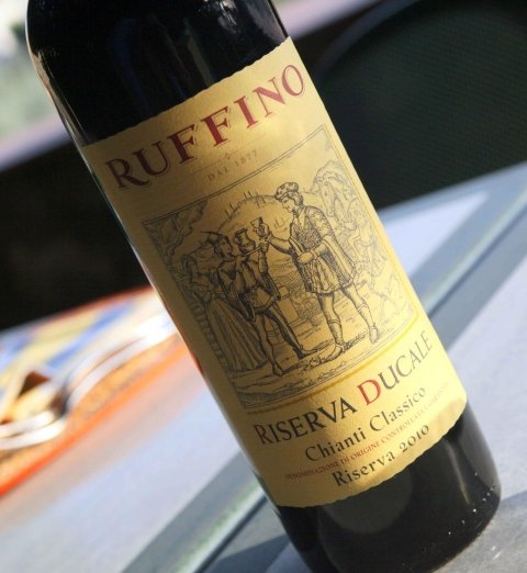 Chianti Classico Ruffino Riserva