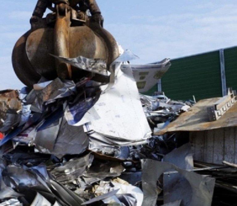riciclaggio rottami metallici